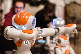 Robot hỗ trợ trong giảng dạy